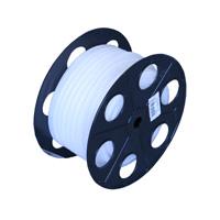 【散水用品-透明・燃料ホース】カクイチ シリコンチューブ 7×10×25m