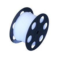 【散水用品-透明・燃料ホース】カクイチ シリコンチューブ 6×8×50m