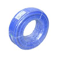 【散水用品-糸入耐圧ホース】カクイチ 大地草木 25mm×50m タイヤ巻