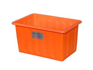 【貯水タンク-大型容器】モリマーサム樹脂 オレンジ OPEN 角型容器 100L 100L オレンジ SPE-100 <大型 OPEN・重量商品>, GOTHIC TOKYO:56de9645 --- sunward.msk.ru