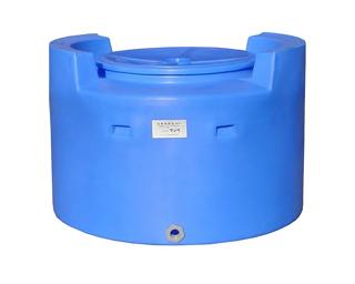 【貯水タンク-大型容器】モリマーサム樹脂 活魚・貯水タンク(コンテナ) ブルー FC-1000 <大型・重量商品>