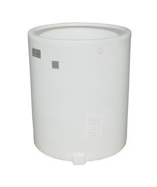 【貯水タンク-大型容器】モリマーサム樹脂 円筒型大型タンク・開放型 ホワイト OTM-2000 <大型・重量商品>