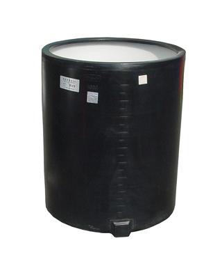 [宅送] 【貯水タンク-大型容器】モリマーサム樹脂 ブラック OTM-500 <大型・重量商品>:金象本舗店 円筒型大型タンク・開放型-ガーデニング・農業