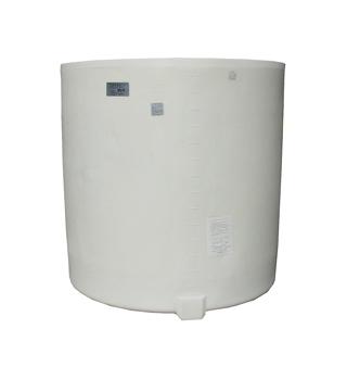 【貯水タンク-大型容器】モリマーサム樹脂 円筒型大型タンク・開放型 ホワイト OTM-3000 <大型・重量商品>