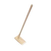 【土木作業用品-ショベル・スコップ】地鎮祭鍬入れ用 2点セット 鍬・鋤