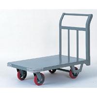 ヨドノ 小型片袖運搬車 FCD車輪 650×450 品番21S