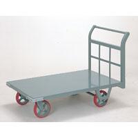 ヨドノ 片袖運搬車 FCD車輪 1200×750 品番25