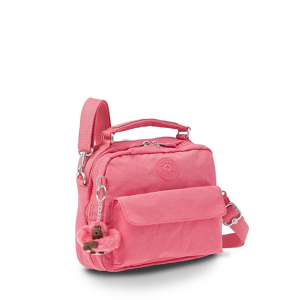 期間限定特別価格12/25まで キプリング 公式 ハンドバッグ CANDY(City Pink) K04472R51