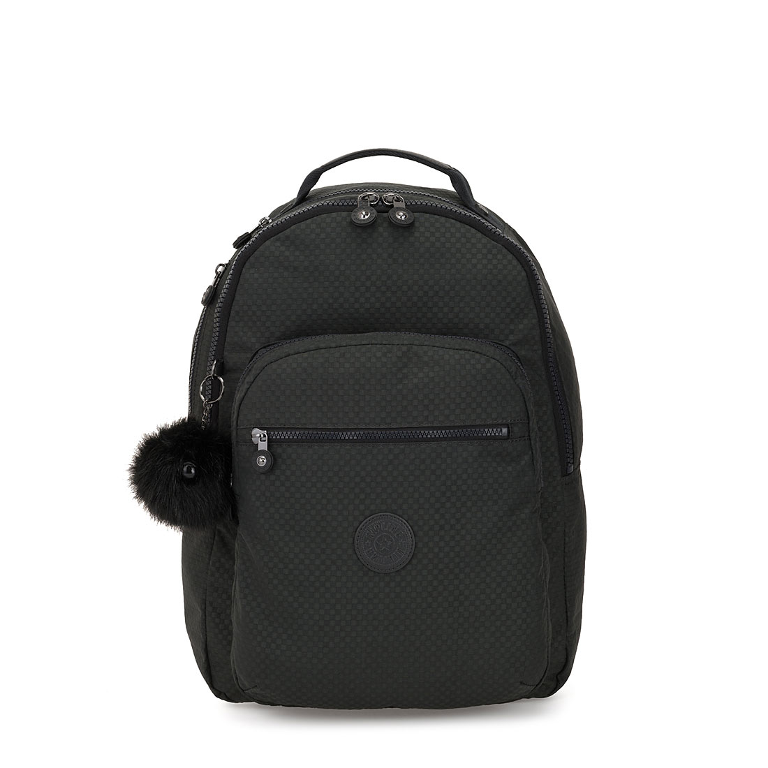 キプリング 公式 バックパック/リュック CLAS SEOUL(Powder Black) K1262923S