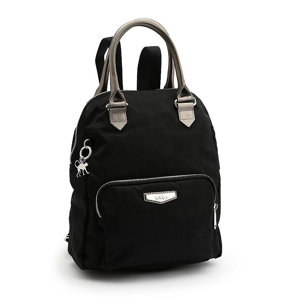 キプリング 公式 BAGTRACK(Black) ハンドバッグ