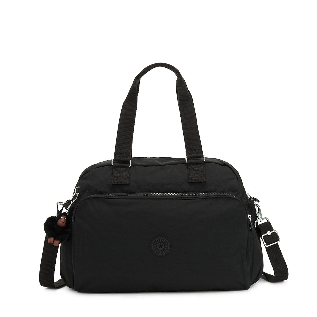 K15374J99 期間限定価格4/22まで JULY 公式 キプリング ボストンバッグ Black) BAG(True