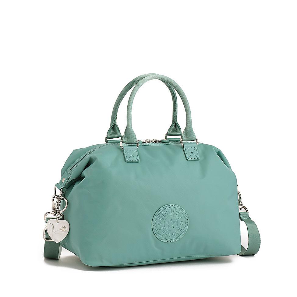 期間限定特別価格12/25まで キプリング 公式 ハンドバッグ TIRAM(Gypsy Emerald) K7014190T
