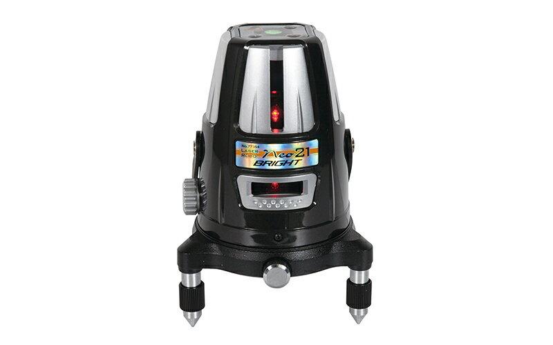 シンワ測定 (品番)77354 レーザーロボ Neo 21 BRIGHT 縦・横・地墨