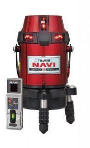 タジマ (品番:ZEROSN-KJC) NAVIゼロセンサーKJC [本体(受光器付)] レーザー墨出し器