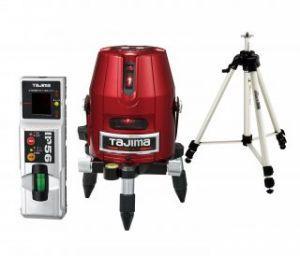 タジマ (品番:ZERO-TYZSET) ゼロTYZ 受光器・三脚セット [本体+受光器+三脚] レーザー墨出し器