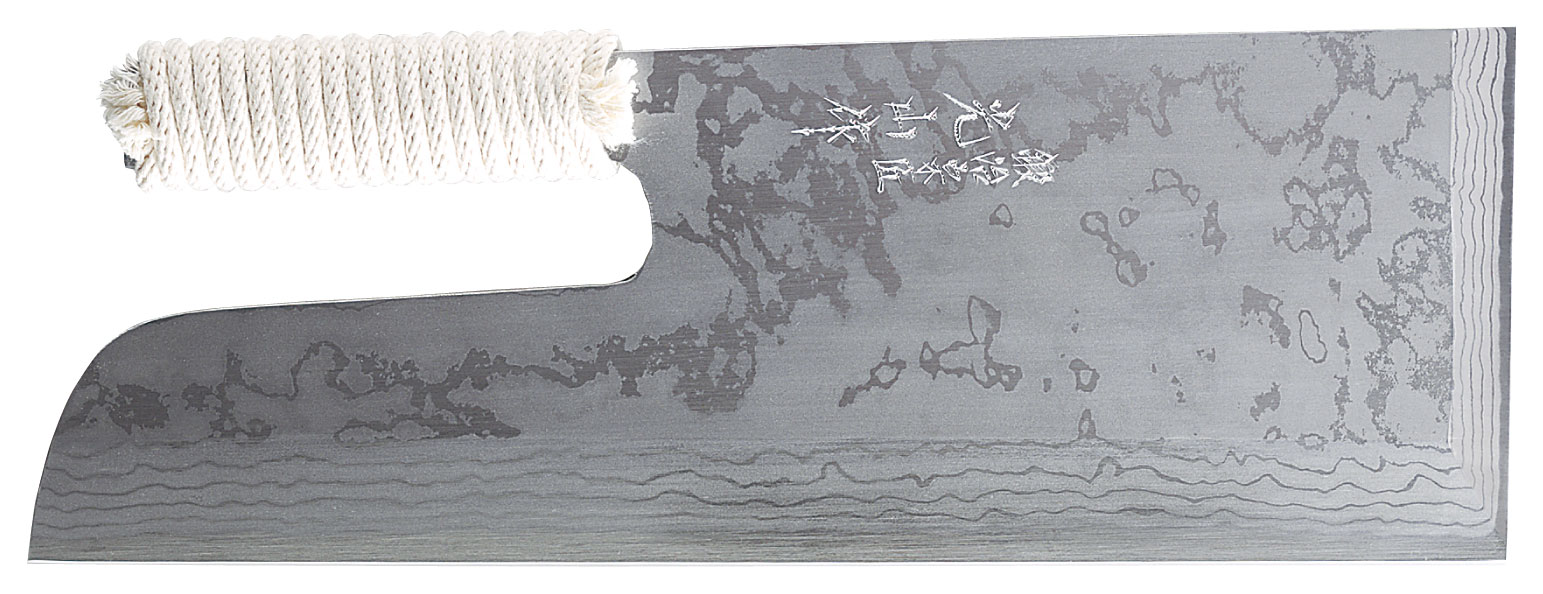 豊稔企販 A-1022名匠切れ者 麺切包丁 360mm