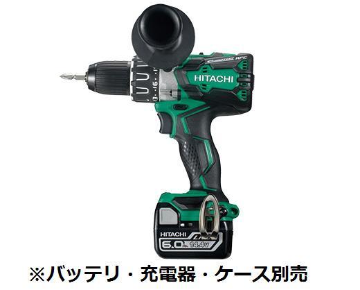 HiKOKI/日立工機 14.4V コードレスドライバドリル DS14DBL2(NN) 本体のみ