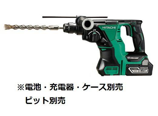 HiKOKI/日立工機 18V コードレスロータリハンマドリル DH18DBL(NN) 本体のみ