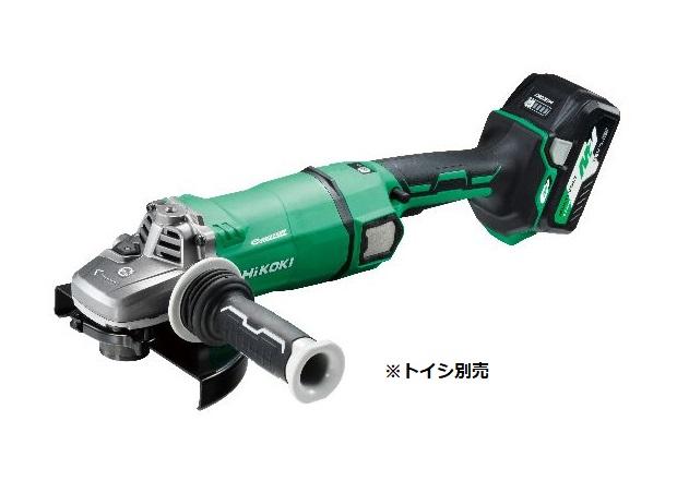 HiKOKI(日立工機) マルチボルト(36V) コードレスディスクグラインダ(ブレーキ付) G3618DA(2WP) [4.0Ah] セット品