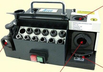 ミツトモ製作所 VDG-13A 電動ドリル研磨機