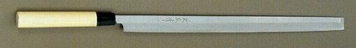 【宅配便!】  正広作 15828 特上(ボカシ研) 蛸引  包丁 210mm