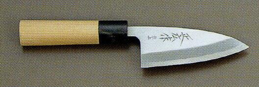 【宅配便!】  正広作 15402 最上 出刃包丁  105mm