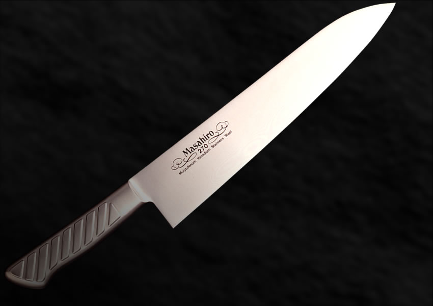 【宅配便!】  正広作 13613 MV-S 牛刀 270mm