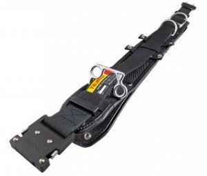 タジマ CFX750-WBM125-BK  柱上用胴当てベルト CFX750-WBM125BKセット