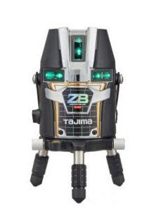 タジマ (品番:ZEROBL-KJC) ZERO BLUEリチウム-KJC 本体のみ [本体] レーザー墨出し器