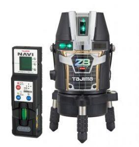 タジマ (品番:ZEROBLN-KJY) NAVI ZERO BLUEリチウム-KJY 受光器セット [本体+受光器] レーザー墨出し器