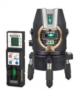 タジマ (品番:ZEROBN-KJY) NAVI ZERO BLUE-KJY 受光器セット [本体+受光器] レーザー墨出し器