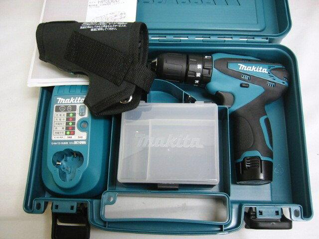【木らく部限定!予備バッテリー抜き!】マキタ 10.8V 充電式震動ドライバドリル HP330DW