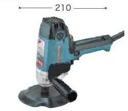 マキタ 180mm 電子ポリッシャ PV7001C パッド付