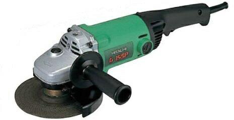HiKOKI/日立工機 150mm 電気ディスクグラインダ G15SP[100V仕様]