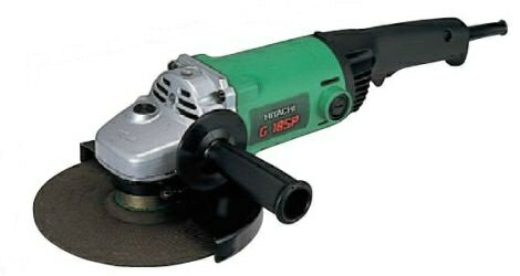 HiKOKI/日立工機 180mm 電気ディスクグラインダ G18SP[100V仕様]