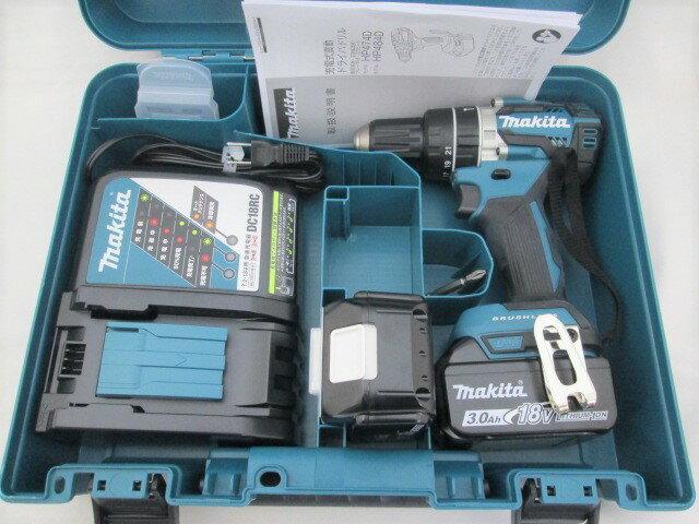 マキタ 18V 充電式震動ドライバドリル HP484D [3.0Ah電池2個仕様]