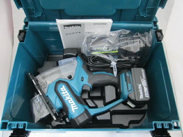 安いそれに目立つ マキタ 18V 充電式ボードカッタ SD180D [6.0Ah電池1個仕様]:木らく部-DIY・工具