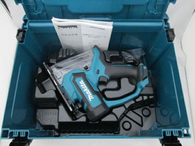 マキタ スライド式10.8V 充電式ボードカッタ SD100D 本体+ケース