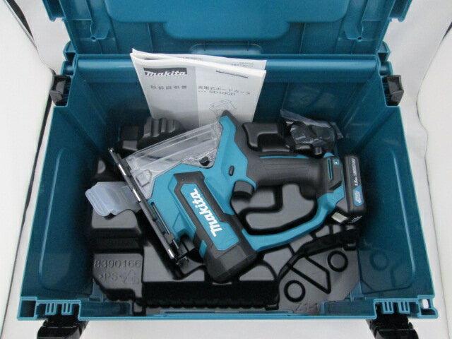 マキタ スライド式10.8V 充電式ボードカッタ SD100D 本体+[1.5Ah]バッテリBL1015×1個+ケース