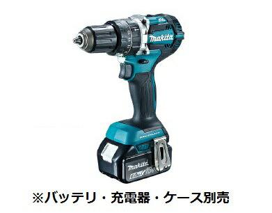 マキタ 18V 震動ドライバドリルHP484DZ+バッテリBL1860B(6.0Ah)