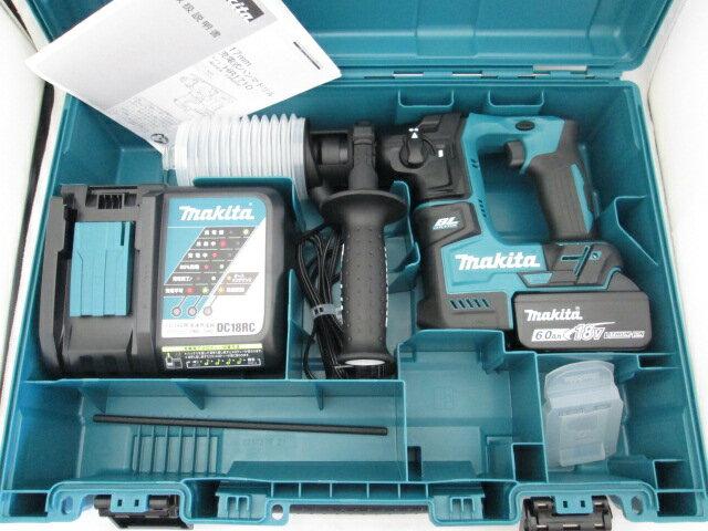 気質アップ マキタ 18V 充電式ハンマドリル HR171D [6.0Ah電池1個仕様]:木らく部-DIY・工具