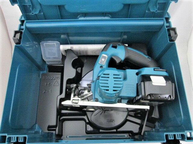 マキタ 18V 125mm 充電式防じんマルノコ KS513D 本体+[3.0Ah]バッテリBL1830B×1個+ケース