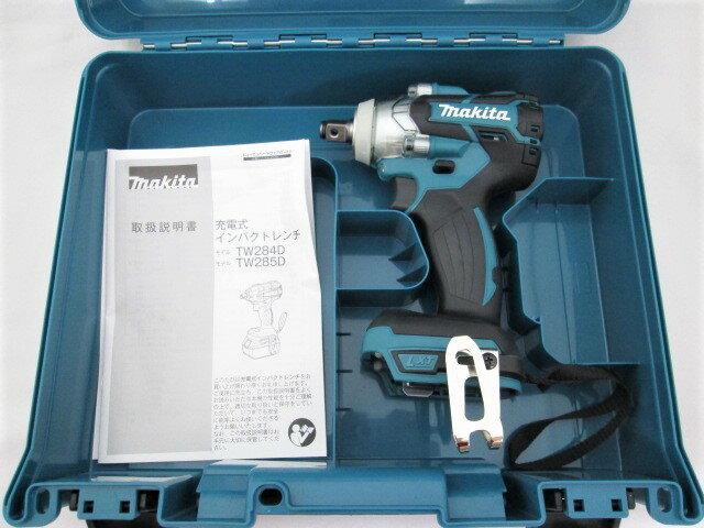 マキタ 18V 充電式インパクトレンチ TW285D 本体+ケース