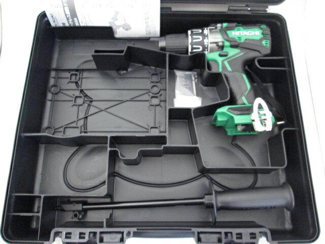 日立工機 マルチボルト(36V) コードレス振動ドライバドリル DV36DA 本体+ケース