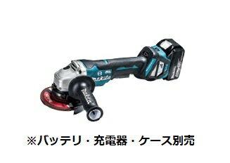 マキタ 18V 125mmディスクグラインダGA518DZ+バッテリBL1830B