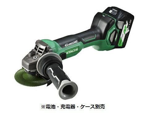 HiKOKI/日立工機 マルチボルト(36V) 100mm コードレスディスクグラインダ(ブレーキ付) G3610DA(NN) 本体のみ [スライドスイッチ]