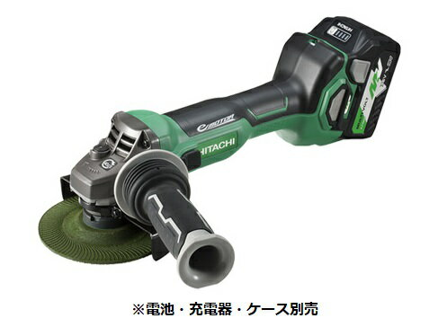 HiKOKI/日立工機 マルチボルト(36V) 125mm コードレスディスクグラインダ(ブレーキ付) G3613DA(NN) 本体のみ [スライドスイッチ]