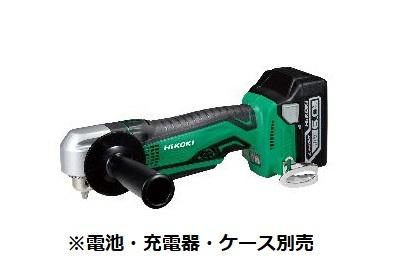 HiKOKI/日立工機 18V コードレスコーナドリル DN18DSL(NN) 本体のみ