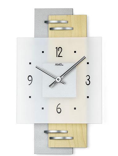 【お得クーポン配布中】 輸入時計【AMS(アームス社ドイツ製).クォーツ・壁掛け時計 AMS-9248】 【送料無料】人気 おしゃれ ドイツ製 時計 掛け時計 置時計 クラシック 時計 モダン 時計 ヨーロッパ時計 ヘルムレ アンティーク時計