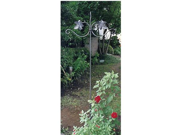 エクステリア【フラワーハンガーA型】  おしゃれ エクステリア ガーデニング ガーデン 庭 ヨーロッパ 庭 アンティーク家具 フェンス プランターローズ